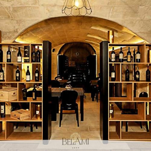 Belami hotel ristorante - cantina01